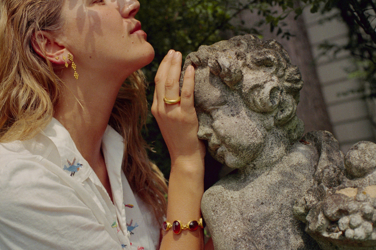 adam kremer Prounis Jewelry, 2017